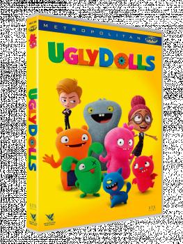 dvd du film ugly dolls