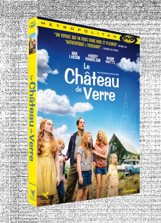 DVD du film Le château de verre