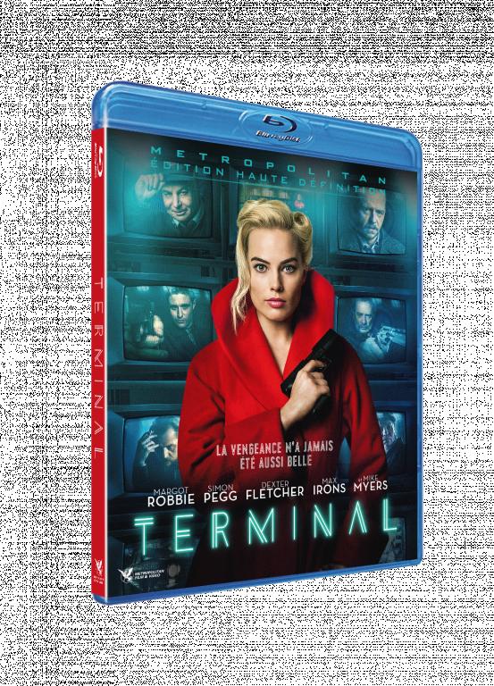 Blu-ray du film Terminal
