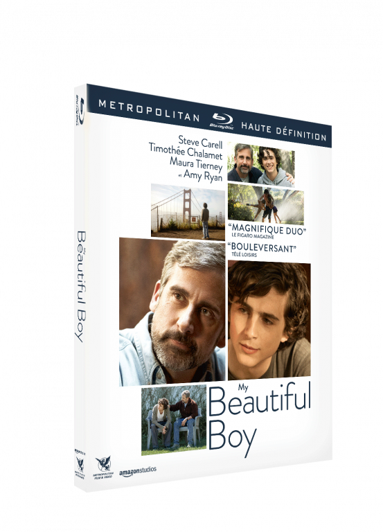 blu-ray du film My beautiful boy