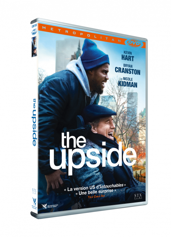 dvd du film the upside