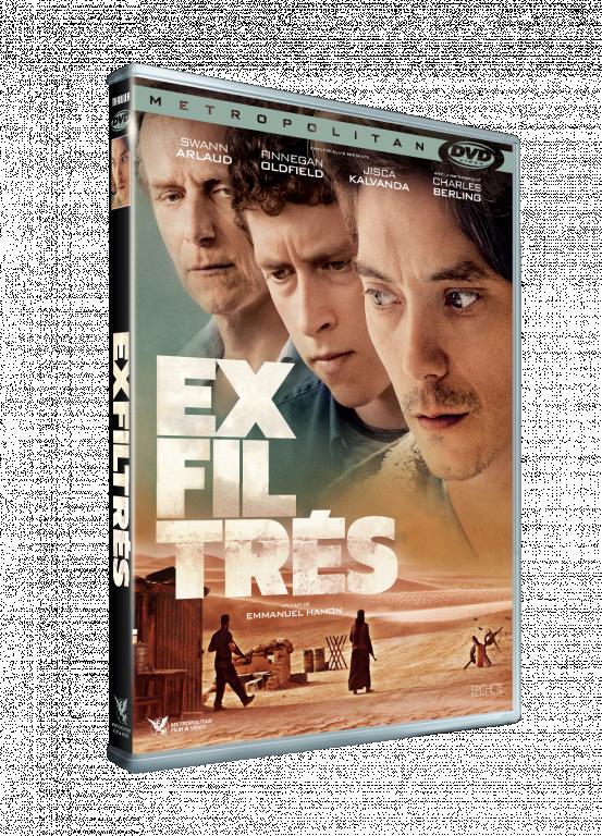 dvd du film exfiltrés