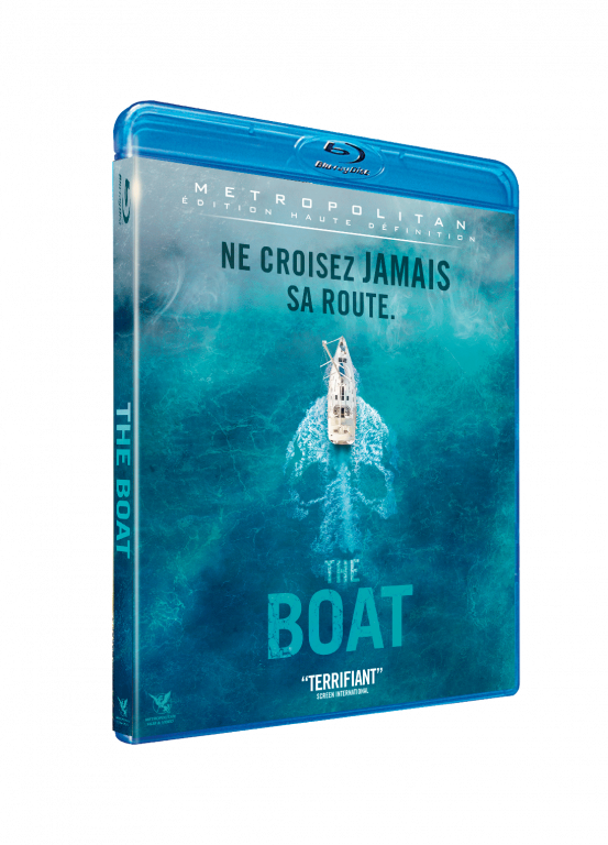 blu-ray the boat