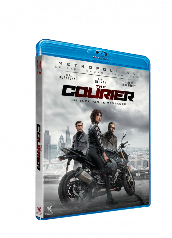 blu-ray the courier