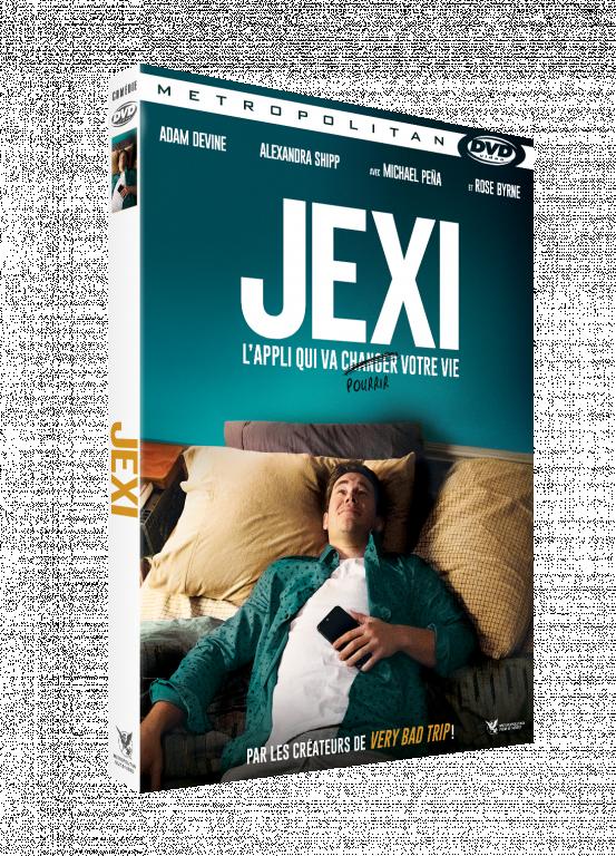 dvd jexi