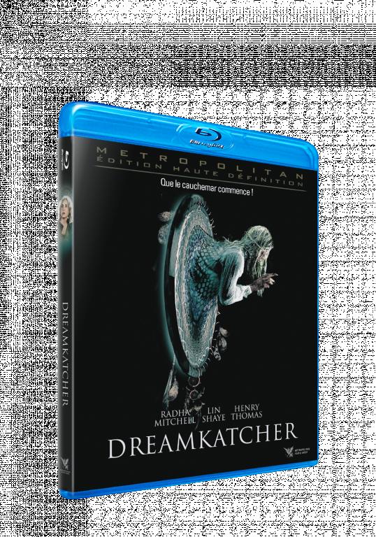 blu-ray dreamkatcher