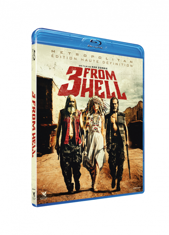 blu-ray 3 from hell